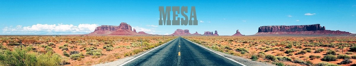 Mesa - West Midlands-based blues band